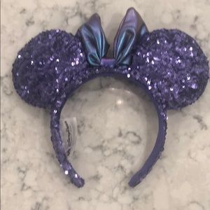 Purple potion Disney Minnie ears